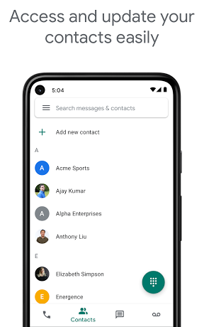 Google Voice for Android Mobile