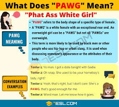 What Is the Meaning of the Term PAWG